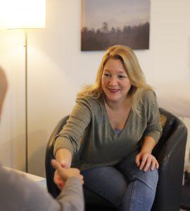 Suzanne Eikenaar haptotherapie